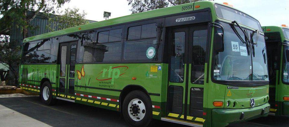 El lunes sí habrá servicio RTP - Camiones RTP