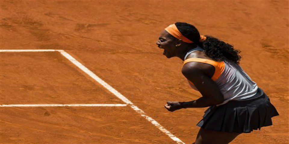 Eliminan a Serena Williams y Maria Sharapova en Madrid - Serena Williams y Maria Sharapova en Madrid