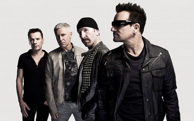 Muere mánager de giras de U2 - U2. Foto de Internet