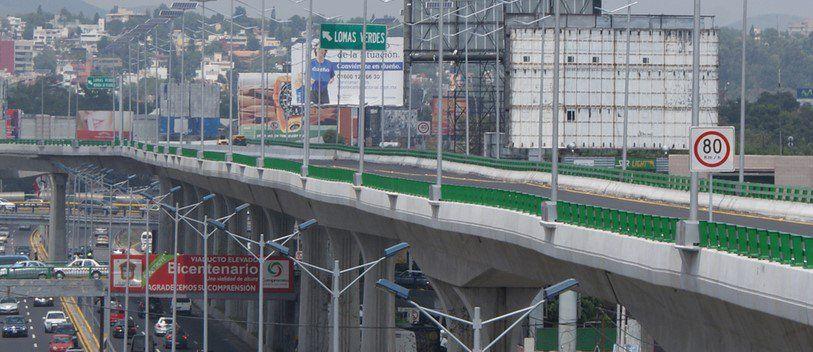 Eruviel Ávila ordena investigación a contratos de OHL - Viaducto Bicentenario
