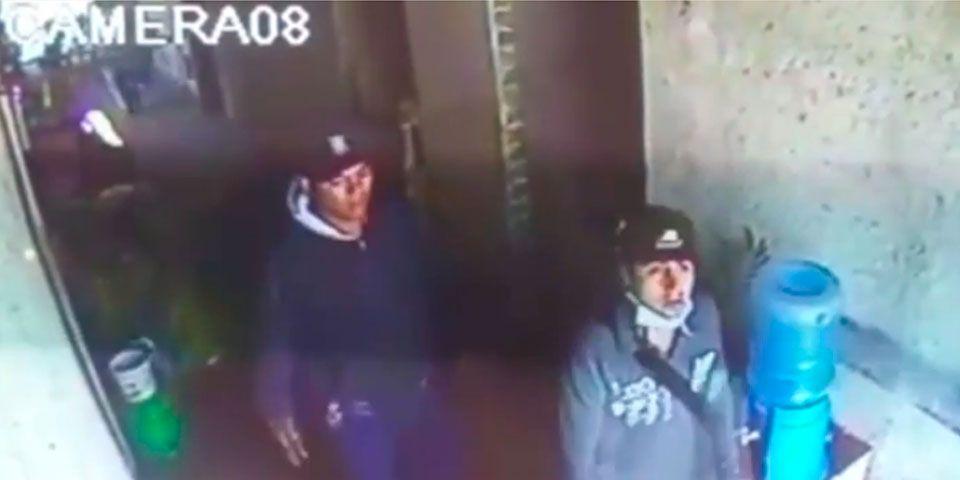 Banda de asaltantes en Michoacán