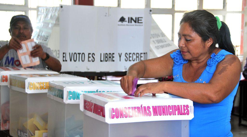 Inicia proceso electoral 2017-2018 - Foto de Archivo