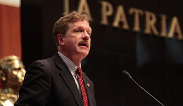 Romero Hicks insiste en buscar candidatura presidencial - Senador Juan Carlos Romero Hicks
