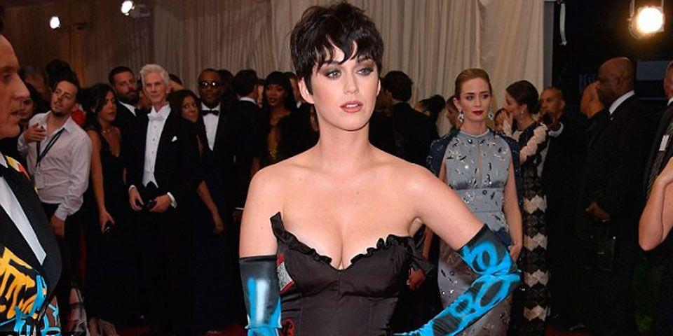 Katy Perry critica pelea de Nicki Minaj y Taylor Swift - Foto de FilmMagic