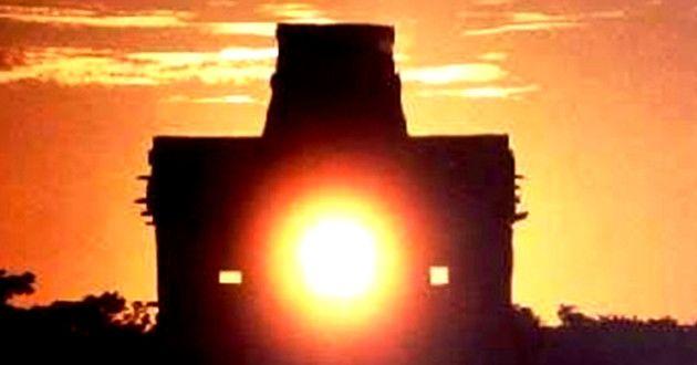Hoy llega el verano y el día más largo del año - Tanto el solsticio de verano como el de invierno son celebrados en el mundo maya.