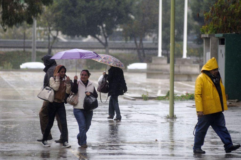 Se esperan lluvias por la tarde en el Valle de México
