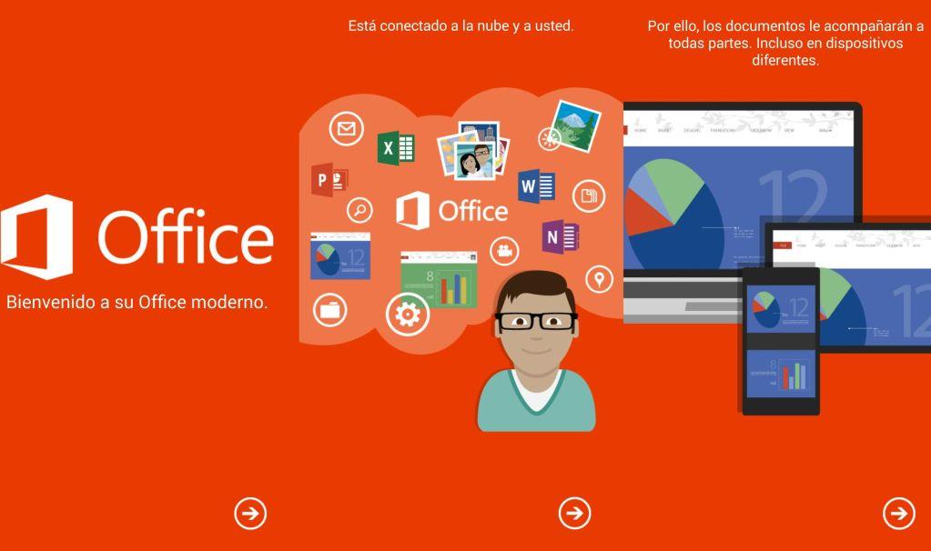 Microsoft Office ya está disponible para Android
