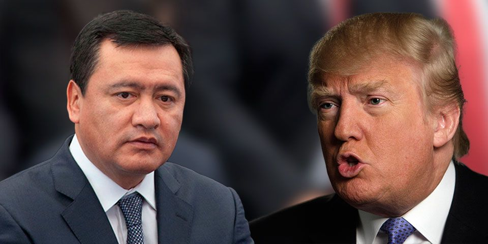 Gobierno de México responde a Donald Trump - Foto de Archivo