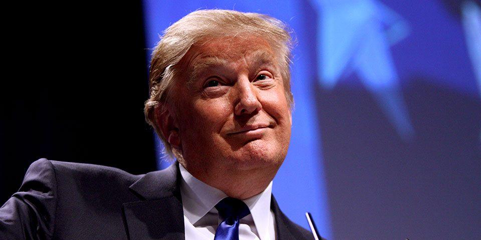 La gente está cansada de políticos incompetentes: Trump - Foto de Internet