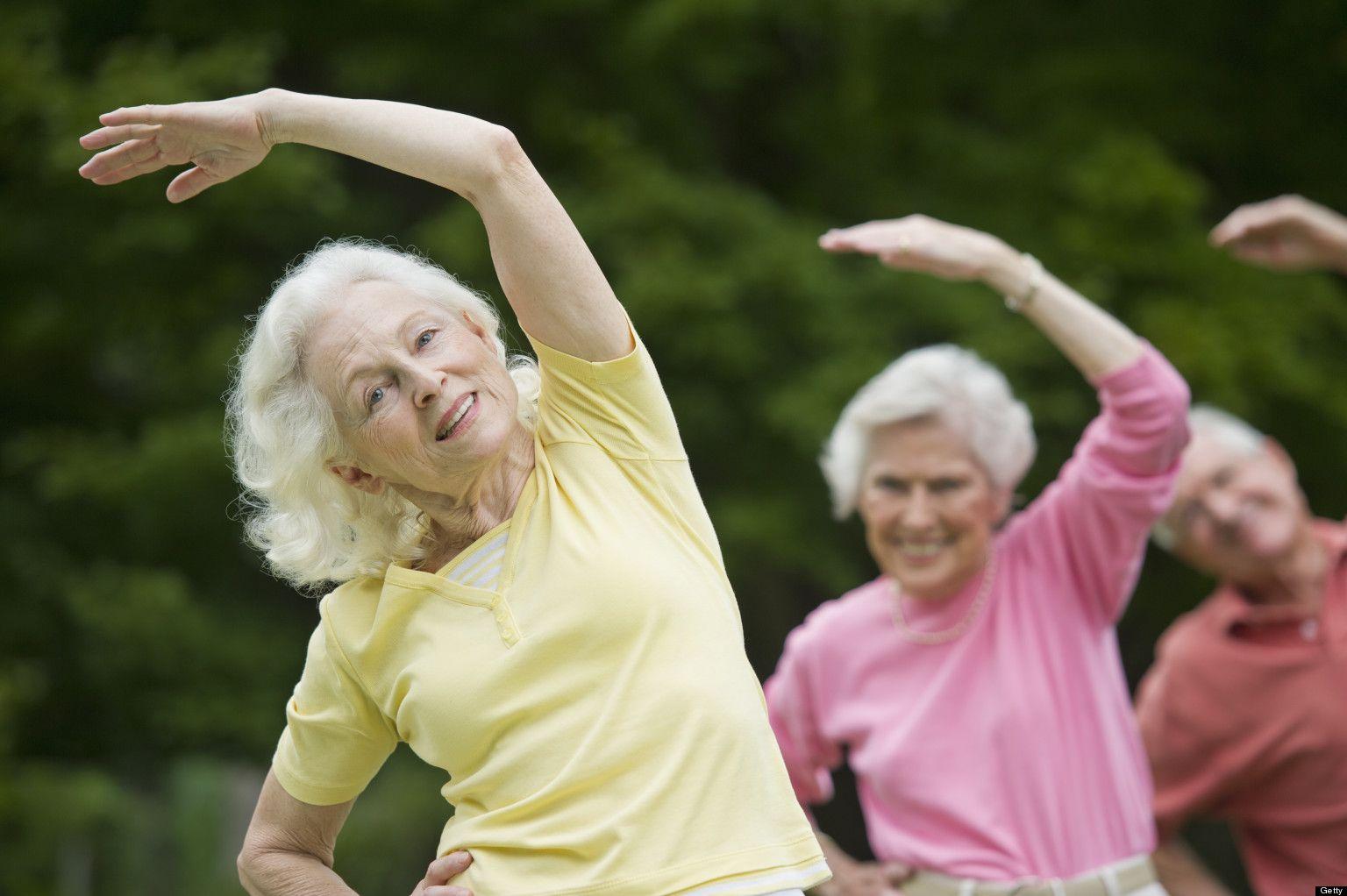 La actividad física en el adulto mayor