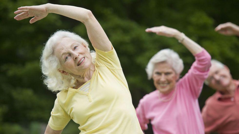 La actividad física en el adulto mayor - Foto de healthfitnessrevolution.com
