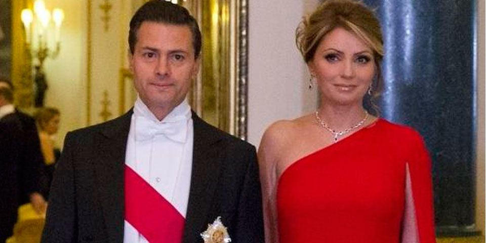 Concederá España Orden Carlos III a Peña Nieto - El presidente rechazó que su relación matrimonial se encuentre afectada. Foto de CARAS