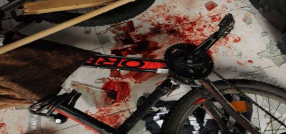Ataque violento contra ocho estudiantes en Xalapa - Foto de El Universal