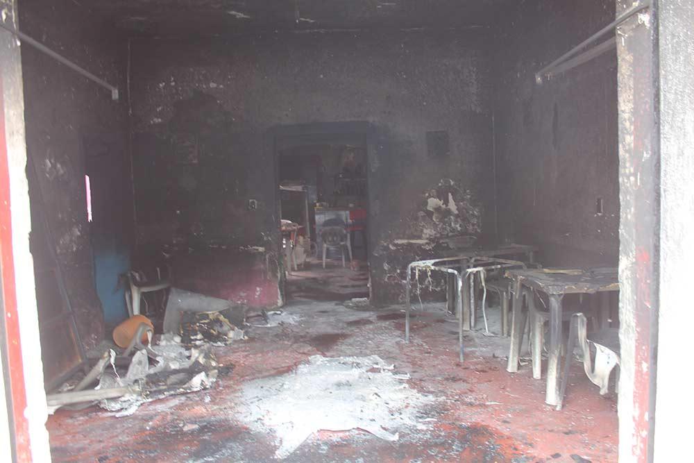 Grupo armado incendia bar y a dos personas en Morelos - Foto de Excélsior