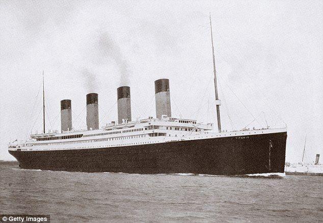 Realizarán réplica exacta del Titanic en China - Foto de Daily Mail