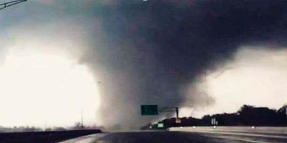 Alerta en NL y Tamaulipas por tornados - Foto de Noticieros Televisa