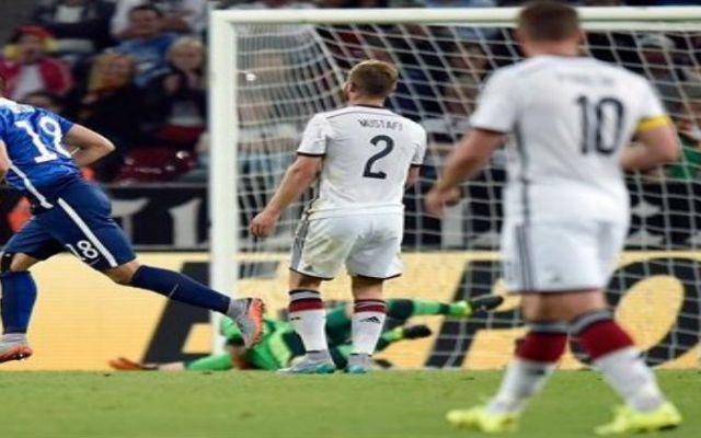 Estados Unidos derrota a Alemania en Colonia - Foto de AP