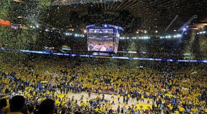 Tiempo extra dorado para Warriors - Foto de ESPN