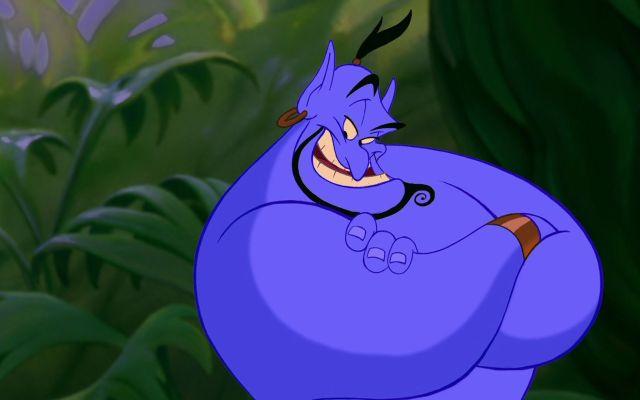 Disney filmará película del genio de Aladdin con actores reales