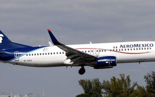 Condiciona Grupo Aeroméxico apoyo a convenio - Foto de Planespotters