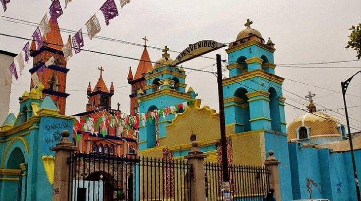 Reprueban demolición de capilla en Tlaxcala - Foto de Notimex