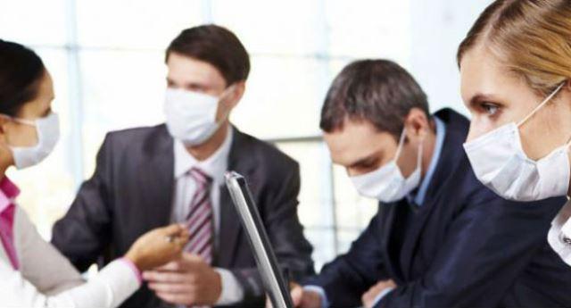El 20% de las enfermedades laborales son respiratorias - Foto de Internet