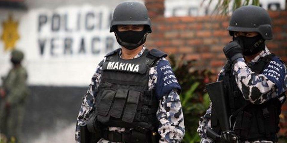 SEMAR aclara robo de armas y vehículos en Veracruz - Foto de huellas.mx