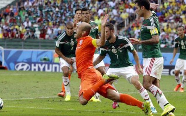 Diez grandes polémicas de la historia del futbol - Foto de Internet