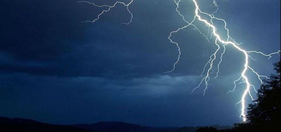 Muere campesino tras caerle un rayo en la Sierra Tarahumara - Foto de Central de Noticias