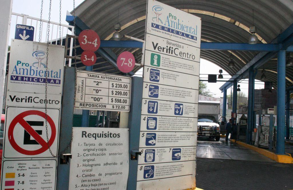 Eliminan año del vehículo como requisito para verificación
