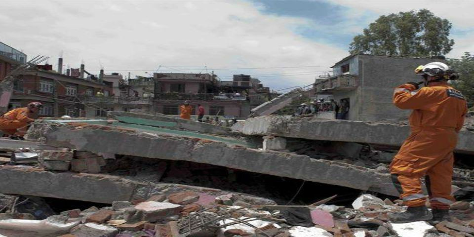 Sismo magnitud 6.4 en China deja al menos seis muertos - Foto de EFE.