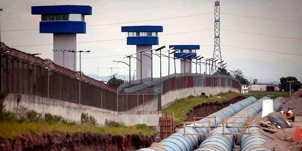 Dictan formal prisión a exdirector de El Altiplano - Foto de Xinhua