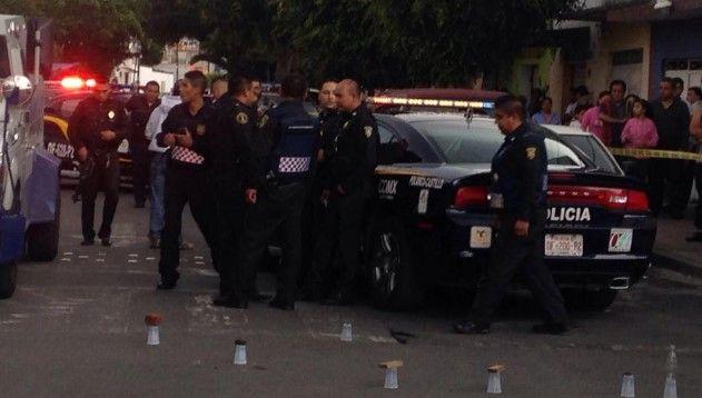 Policías frustran asalto en la colonia Anáhuac - Foto de Noticieros Televisa