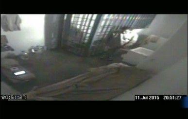 Imagen de la celda de El Chapo Guzmán.