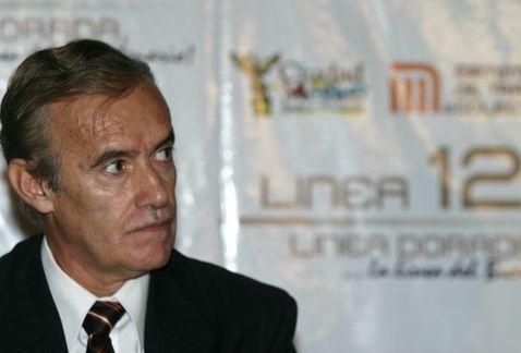 Sancionan a Horcasitas con más de 7 mdp - Enrique Horcasitas está prófugo de la justicia. Foto de Milenio.
