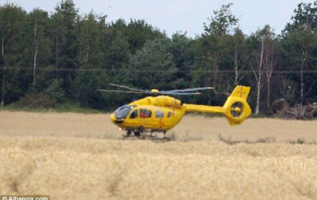 Príncipe William en riesgo de ataque por app que lo rastrea - Foto de The Mail on Sunday