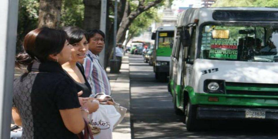 Se realizan a diario 34.5 millones de viajes en el Valle de México - Foto de ciudadanosenred.