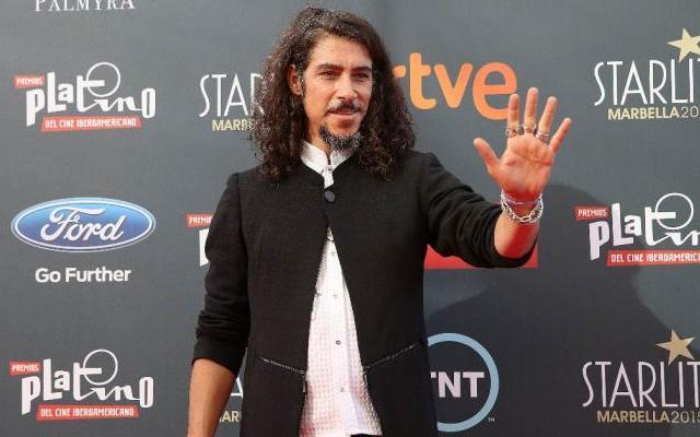 Actor de la cinta Cantinflas gana Premio Platino a Mejor Actor - Foto de El Universal