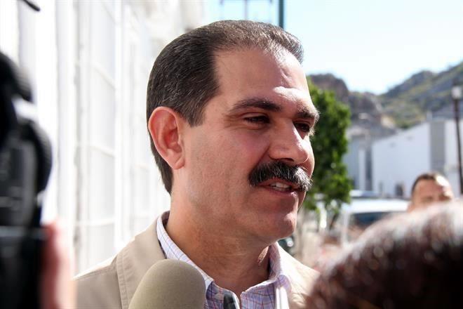 Guillermo Padres, exgobernador de Sonora.