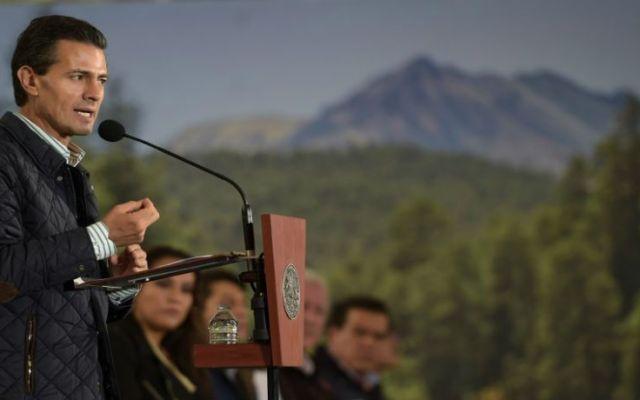 EPN anuncia decreto para 6 nuevas áreas naturales protegidas - Foto de Presidencia de la República