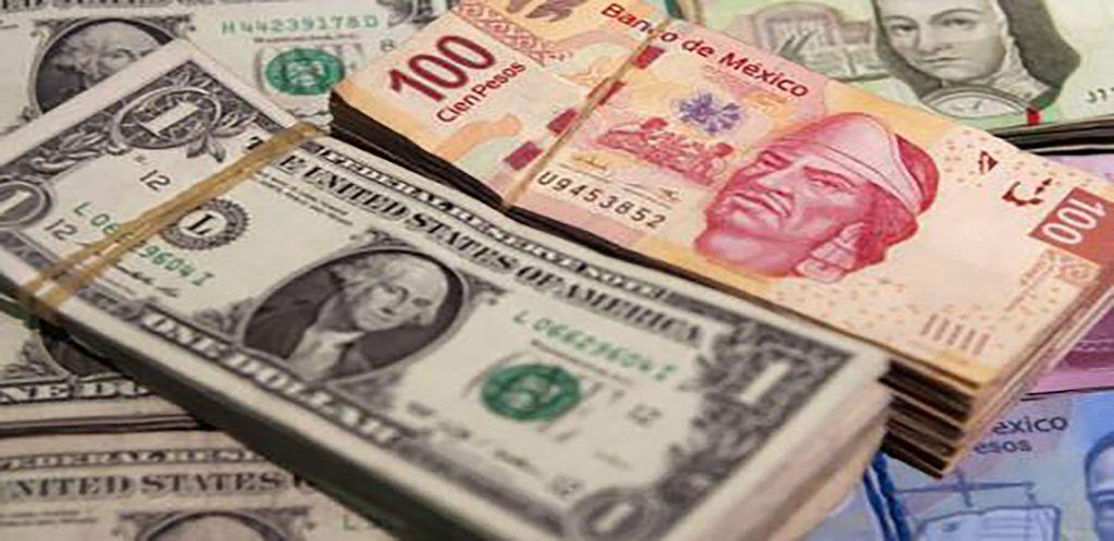 Dólar cierra en 19.11 pesos - Foto de Internet