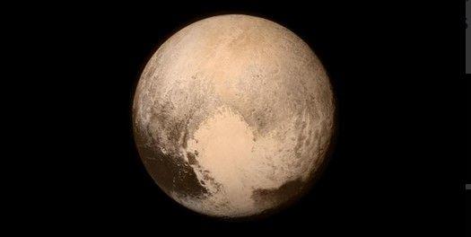Video: nuevas imágenes de Plutón