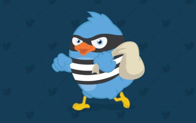 Twitter censura contenido plagiado