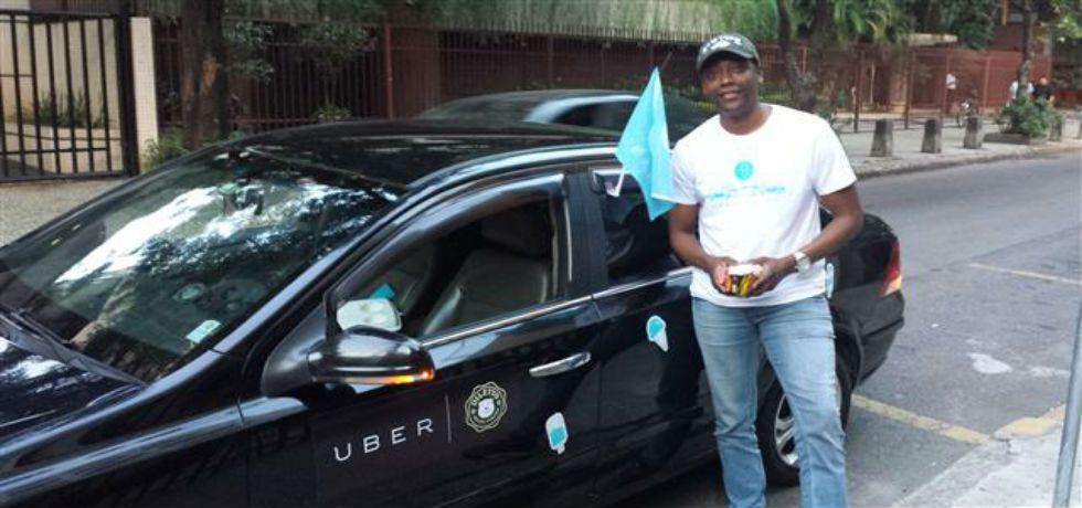 Prohibirían Uber en Sao Paulo - Foto de Negocios del mundo.