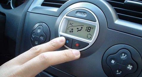 Ventajas de tener el aire acondicionado en el auto - Foto de Internet