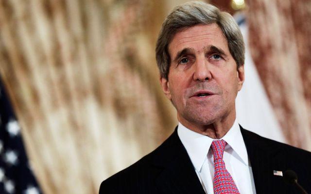 Kerry se reúne con emir de Catar