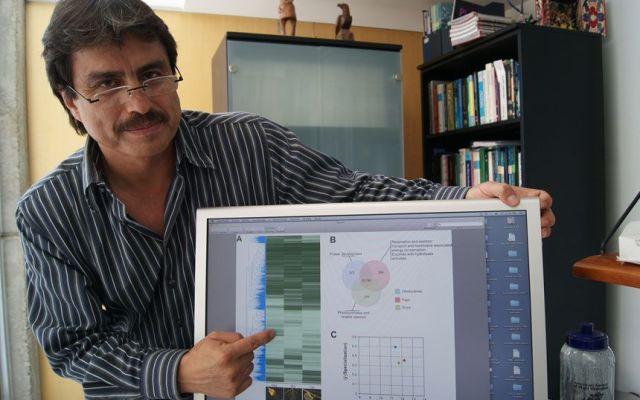 Científico mexicano figura entre los 100 más importantes en biotecnología - Luis Herrera Estrella. Foto de Cinvestav