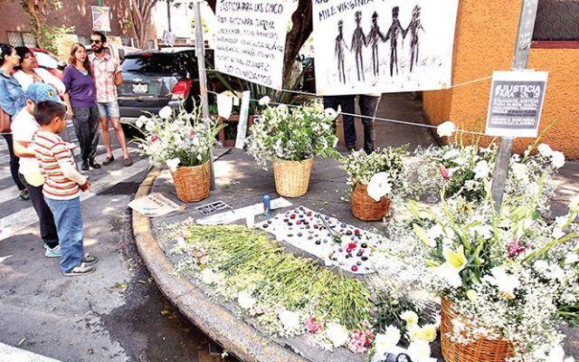 No cerraremos caso Narvarte: Miguel Mancera - Murió por asfixia y no por arma de fuego. Foto de Excélsior.