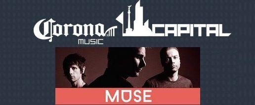 Muse se suma al Corona Capital 2015