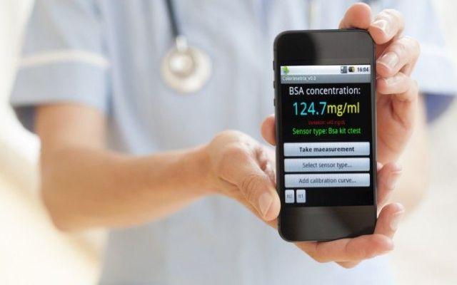 Mexicanos desarrollan detector de diabetes que se conecte a smartphone - Foto de internet